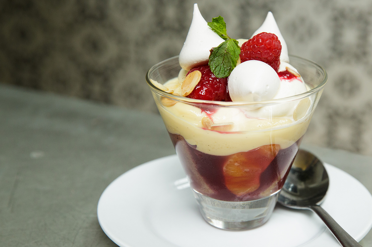 Traditional English Trifle