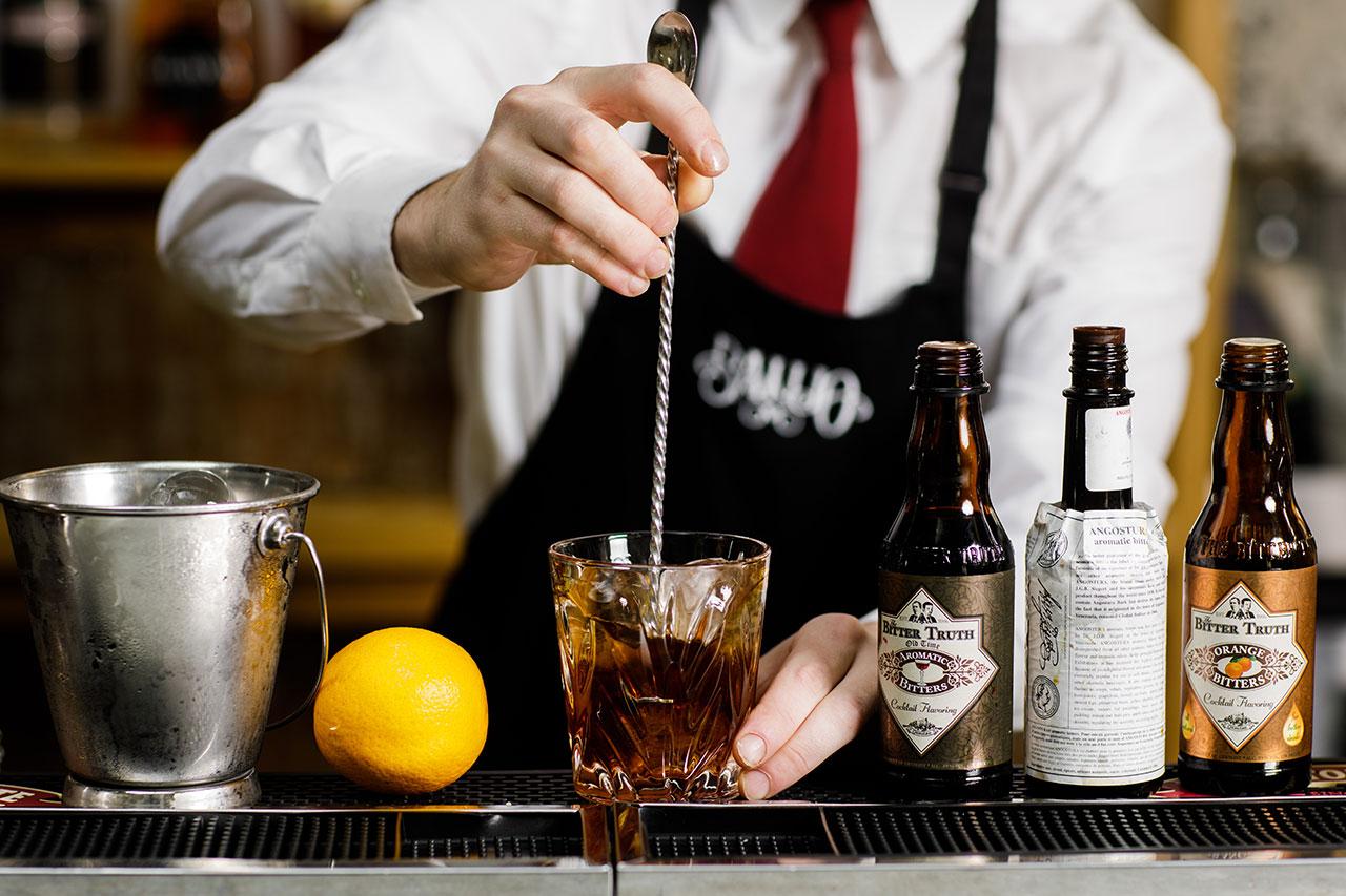 Banjo Jersey Barman