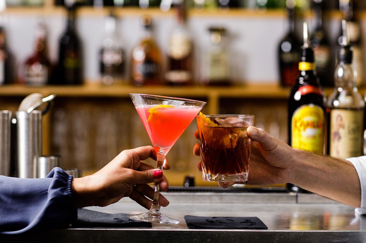 Banjo Jersey Cocktails