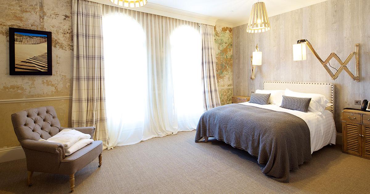 Banjo Jersey Bedroom